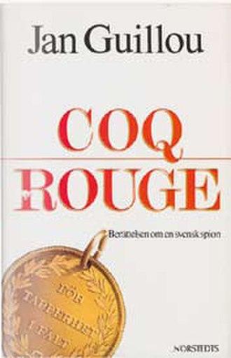 Carl Hamilton novels - Image: Coq Rouge