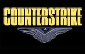 Counterstrike (1990 TV series) - Counterstrike title screen
