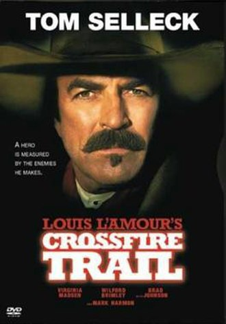 Crossfire Trail - DVD cover
