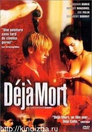Déjà mort - French DVD cover