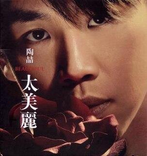 <i>Beautiful</i> (David Tao album) 2006 studio album 太美麗 by David Tao