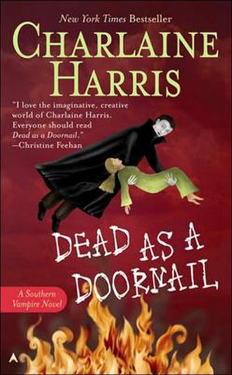 Dead as a Doornail - Cover of Dead as a Doornail