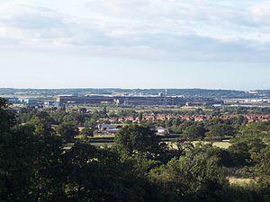 Aston Park, Flintshire