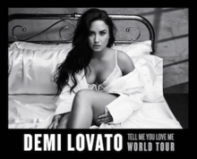 Demi Tour Dates