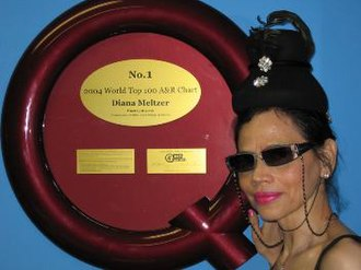 HitQuarters - Image: Diana Meltzer HQ Award