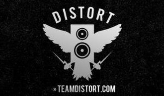 Distort Entertainment - Image: Distort Logo