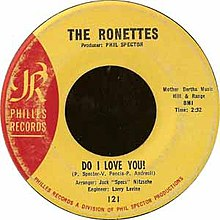 Do I Love You - The Ronettes.jpg