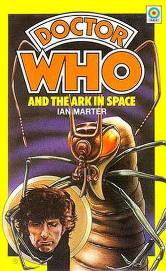 The Ark in Space - Image: Doctor Who and the Ark in Space