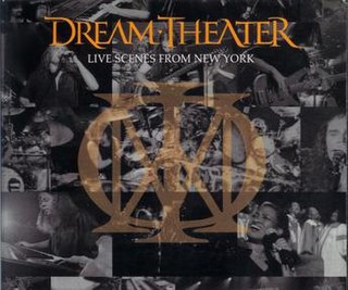 <i>Live Scenes from New York</i> live album by Dream Theater