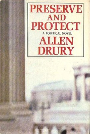 Preserve and Protect - First edition cover