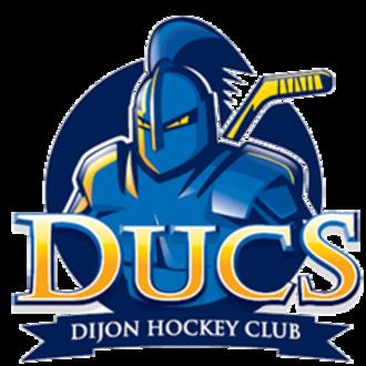 Ducs de Dijon - Image: Ducs de Dijon logo