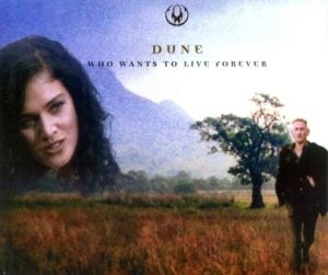 Who Wants to Live Forever - Image: Dune Who wants to live forever Cover