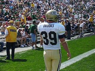 Durant Brooks American football punter