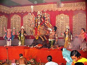 Lalgola - Durga Puja