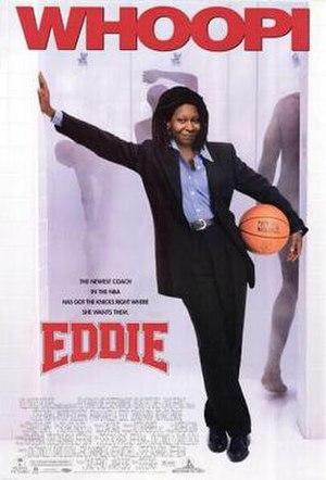 Eddie (film) - Theatrical release poster
