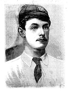 Ted Tyler English cricketer
