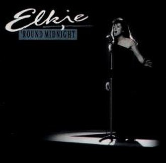 Round Midnight (Elkie Brooks album) - Image: Elk RM