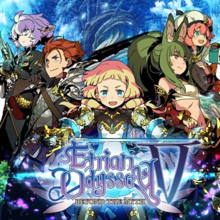 Image result for etrian odyssey 5