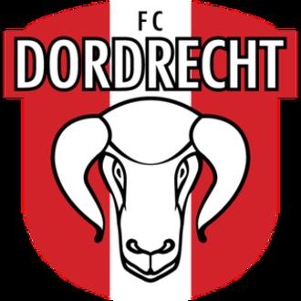 FC Dordrecht - Image: FC Dordrecht
