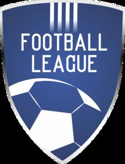 Football League Greece Third highest professional football league in Greece