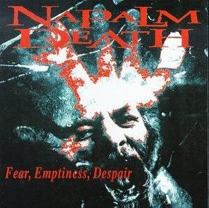 Fear, Emptiness, Despair - Image: Fear, Emptiness, Despair