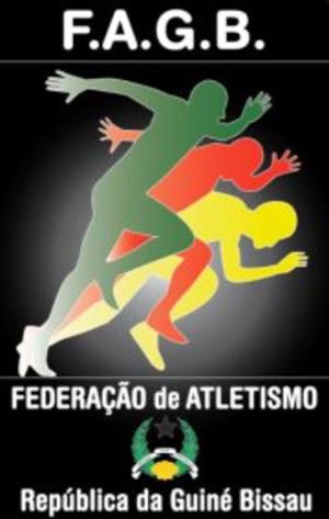 Athletics Federation of Guinea-Bissau - Image: Federação de Atletismo da Guiné Bissau Logo