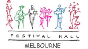 Festival Hall (Melbourne) - Image: Festival Hall Logo