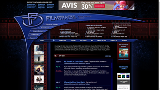 Filmtracks.com - Image: Filmtracks