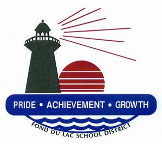 Fond du Lac School District education organization in Fond du Lac, Wisconsin