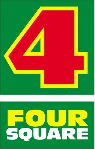 Foodstuffs - Four Square logo