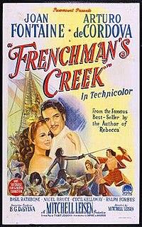 <i>Frenchmans Creek</i> (film) 1944 film by Mitchell Leisen