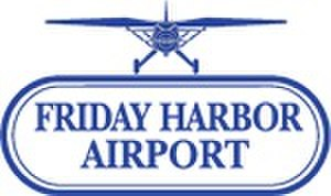 Friday Harbor Airport - Image: Friday Harbor Airport Logo