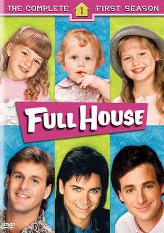 Full House (season 1) - Image: Full House Season 1