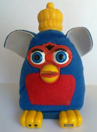 Furby - Furby toy from McDonald's