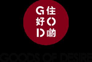 Goods of Desire - Image: G.O.D logo