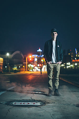 GRiZ - Press Photo 2014 by Josh Hanford