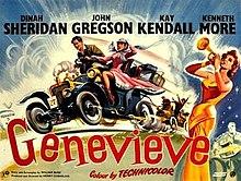 Genevieve-originalo 1953-filma poster.jpg