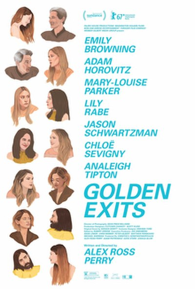 Picture of a movie: Golden Exits