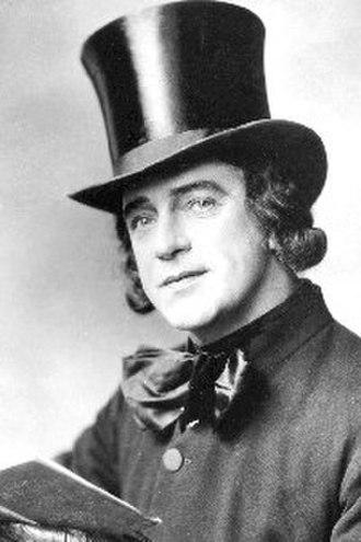 Sydney Granville - as Sir Despard in Ruddigore