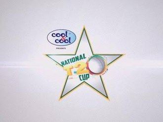 National Twenty20 Cup - Image: Haier T20 Cup 2014