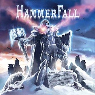 Chapter V: Unbent, Unbowed, Unbroken - Image: Hammer Fall Chapter V