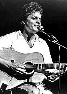 Harry Chapin American musician