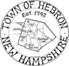 Official seal of Hebron, New Hampshire
