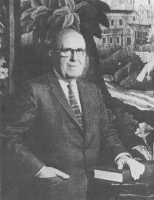 Herbert Friedmann - Image: Herbert Friedman portrait