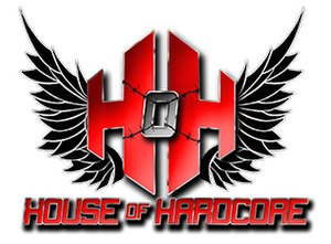 House of Hardcore - Image: House of Hardcore Logo