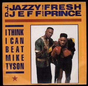 I Think I Can Beat Mike Tyson - Image: I Think I Can Beat Mike Tyson