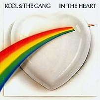 In the Heart album cover