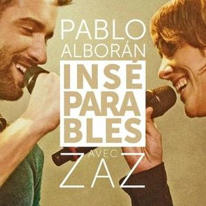 Pasos de cero - Image: Inséparables by Pablo Arboran and Zaz