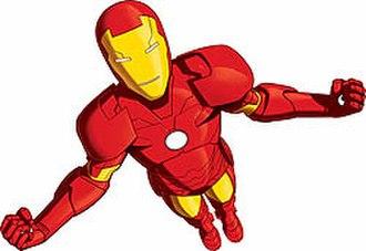 Iron Man's armor in other media - Iron Man's original armor in Iron Man: Armored Adventures