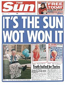 the sun united kingdom wikipedia